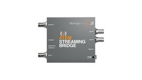 Blackmagic Design ATEM Streaming Bridge verfügbar!