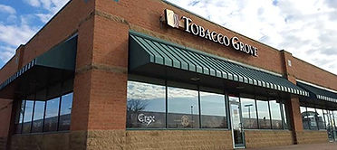 Tobacco Grove, located in Maple Grove, Minnesota, is the premier cigar shop in the Upper Midwest serving the Twin Cities; Minneapolis/St. Paul, Plymouth, Minnetonka, Wayzata, Champlain, Brooklyn Park, St Michael, Rogers, Elk River and beyond!