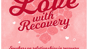 In Love With Recovery -         Valentines Event