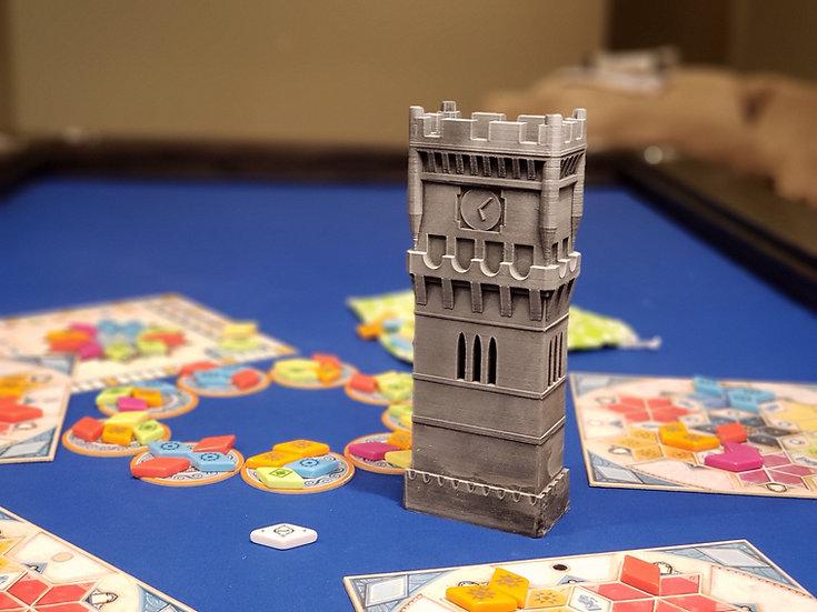 Azul : Summer Pavilion Tower / Tile Bin Upgrade