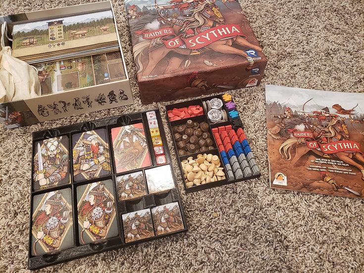 Raiders of Scythia Insert / Box Organizer