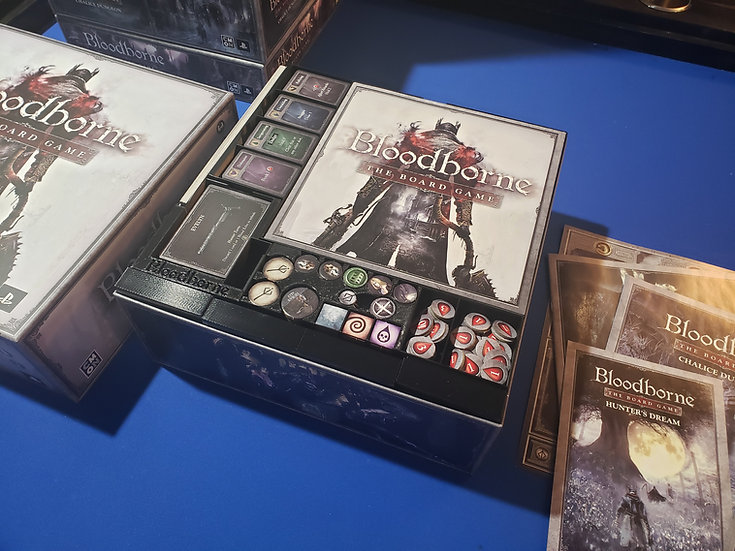 Bloodborne: The Board Game Insert for all expansions