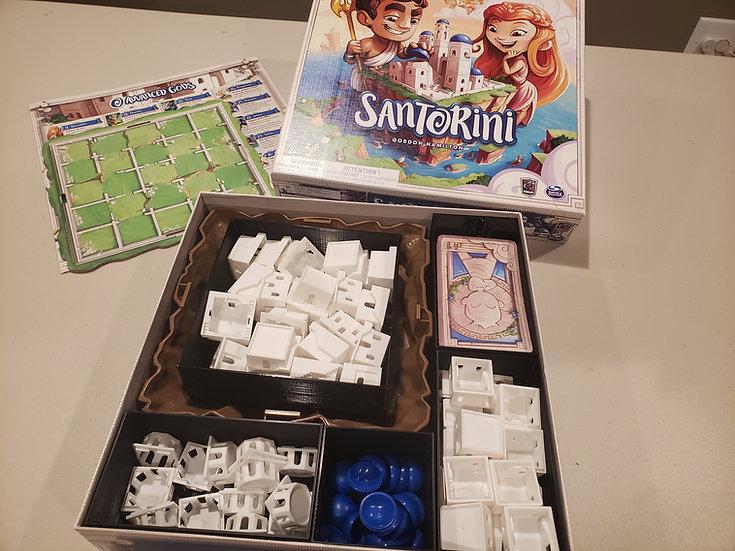 Santorini Insert / board game Organizer