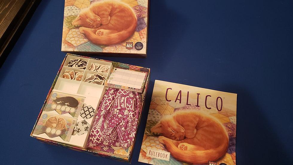 Calico Insert / Box Organizer