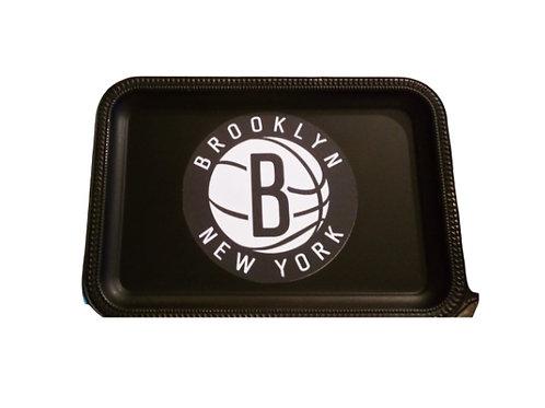 Brooklyn Nets Rolling Tray
