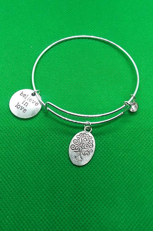 Believe In Love Bracelet