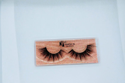 Angel Wings-3D Mink Lashes