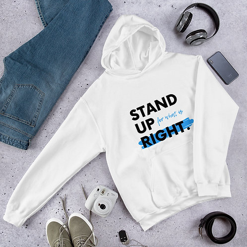 Stand Up - Unisex Hoodie