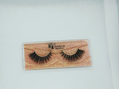 Simple-3D Mink Lashes