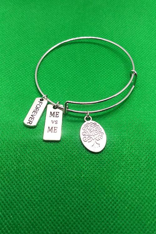Me vs Me Forever Bracelet