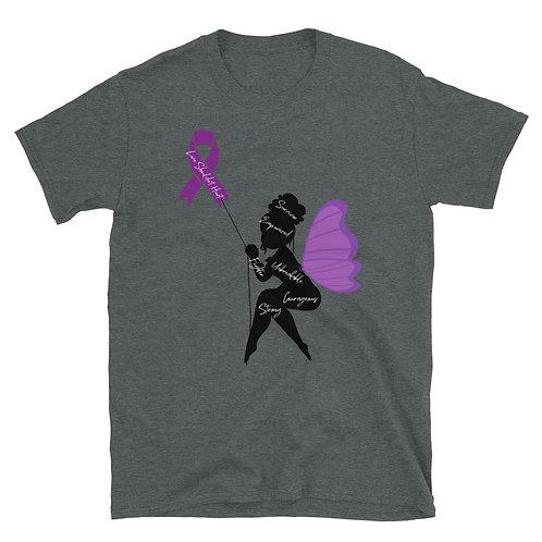 LSH Wings-Sleeve Unisex T-Shirt
