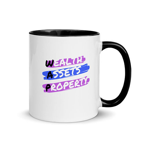 WAP- Mug with Color Inside