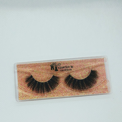 Sunshine-3D Mink Lashes