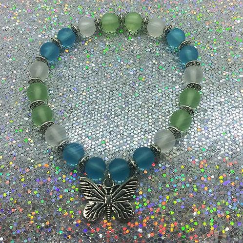 Butterfly Charm Bracelet-Mix