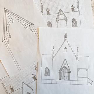 Chapel Renderings