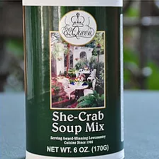 Can of She Crab Soup Mix
