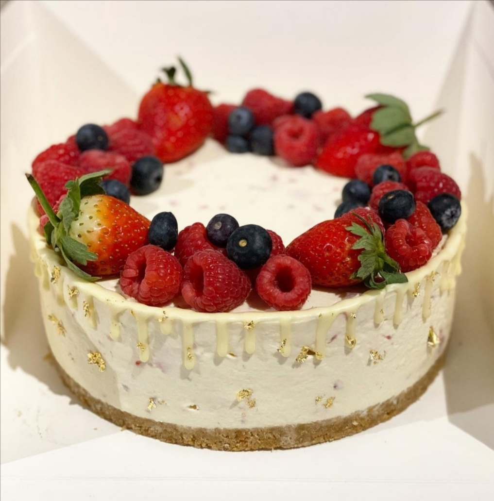 Cheesecake Fruit rouge