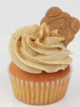 6 Cupcakes Spéculoos