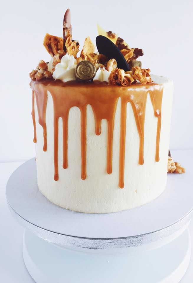 drip caramel