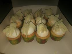Cupcakes Chocolat Blanc