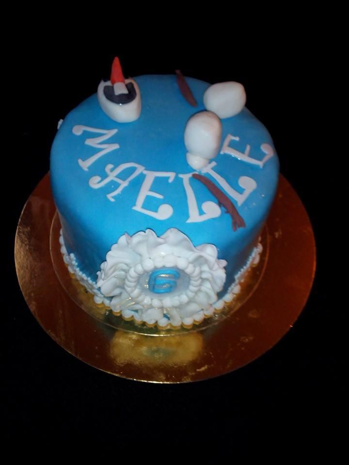 Cakes Olaf