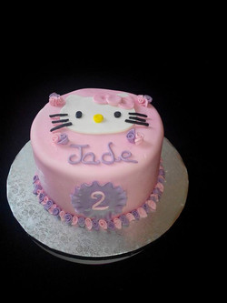 Wedding Cake Hello Kitty