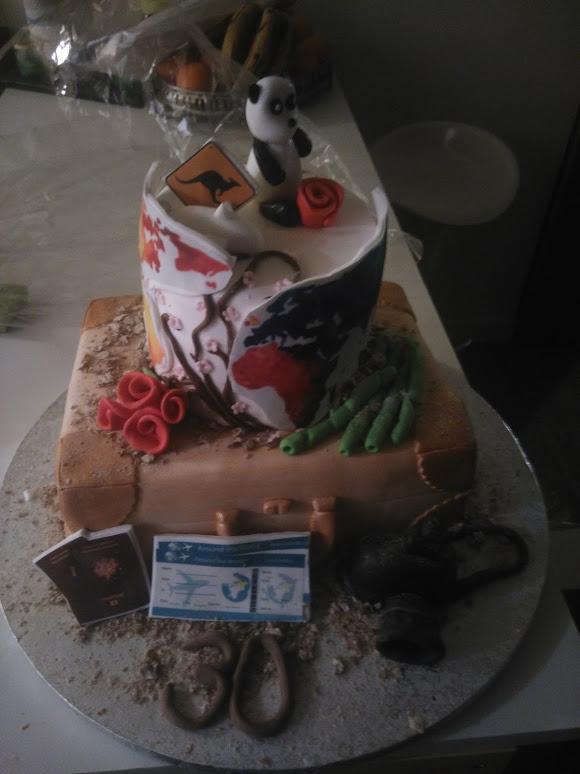 Cake Voyage