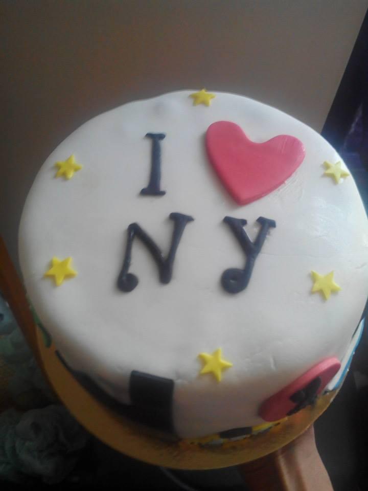 Cake New York