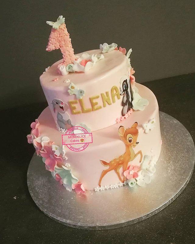 Wedding Cake BAMBI Chocolate & Vanillia�