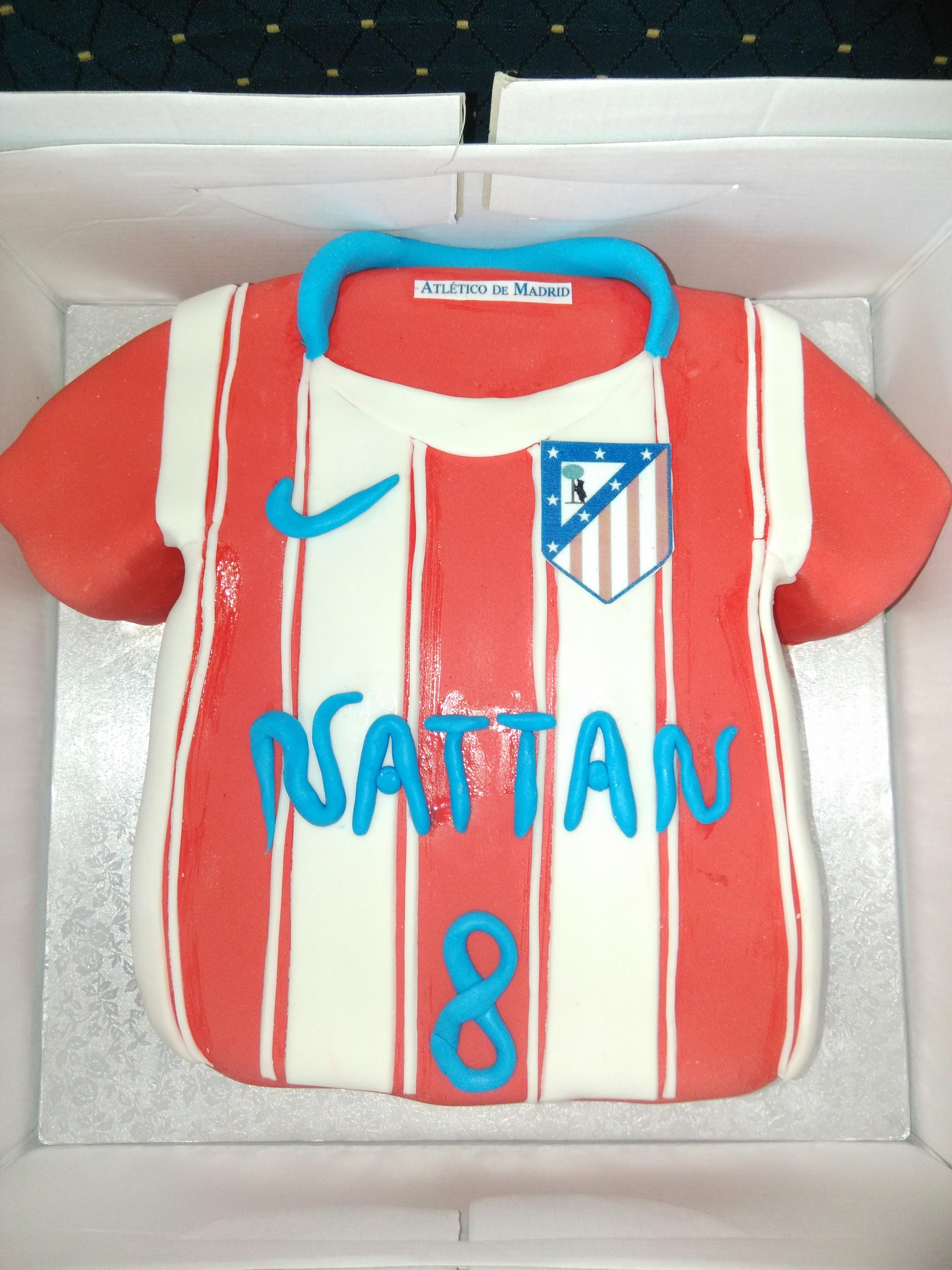 Cake Atletico Madrid
