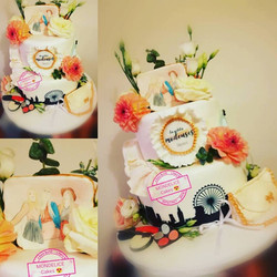 Cake Blogeuse de Mode