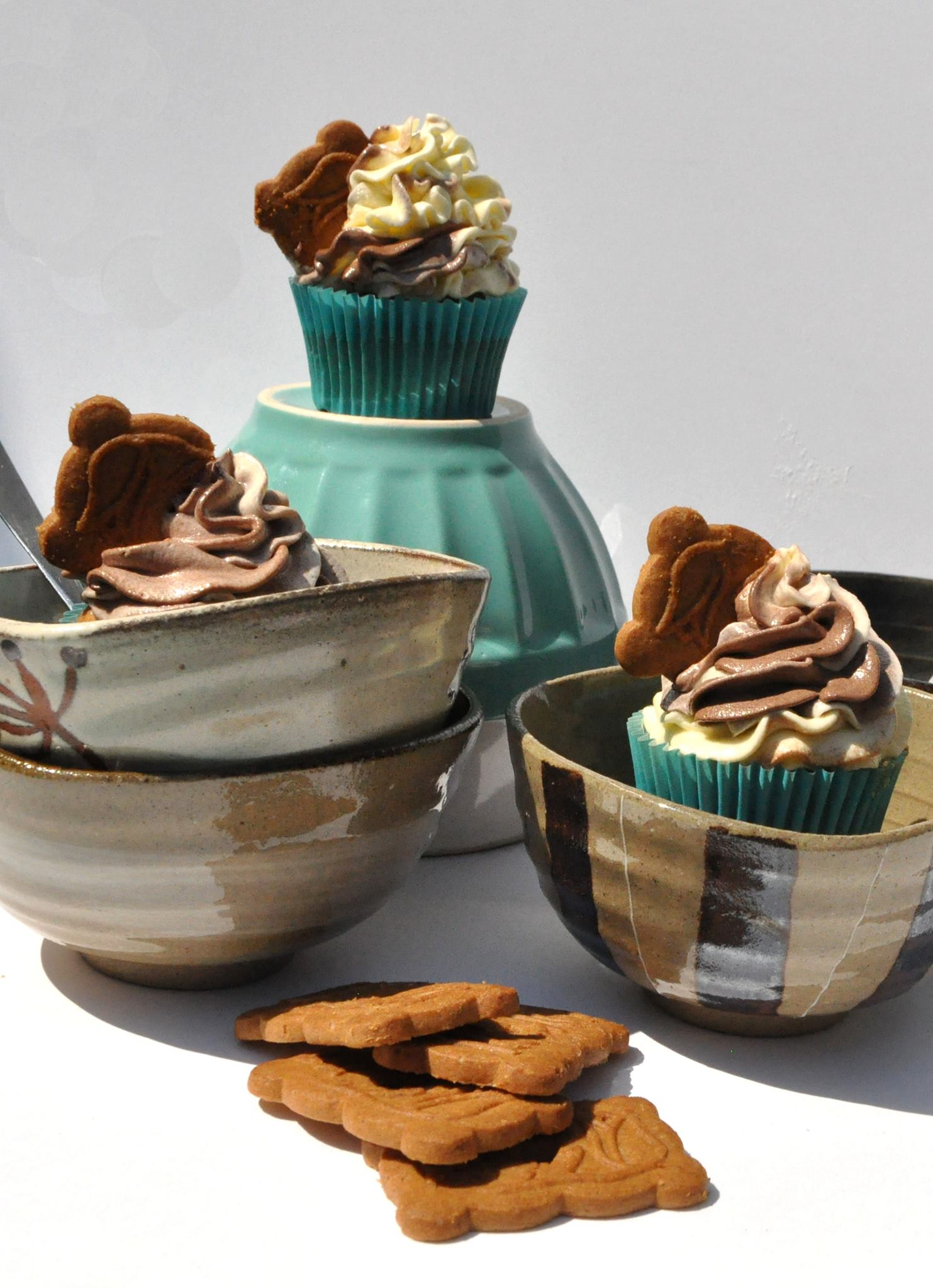 Cupcakes_Spéculos_&_Vanille