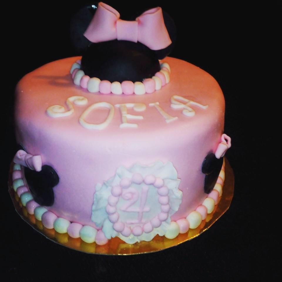 Wedding Cake Minnie