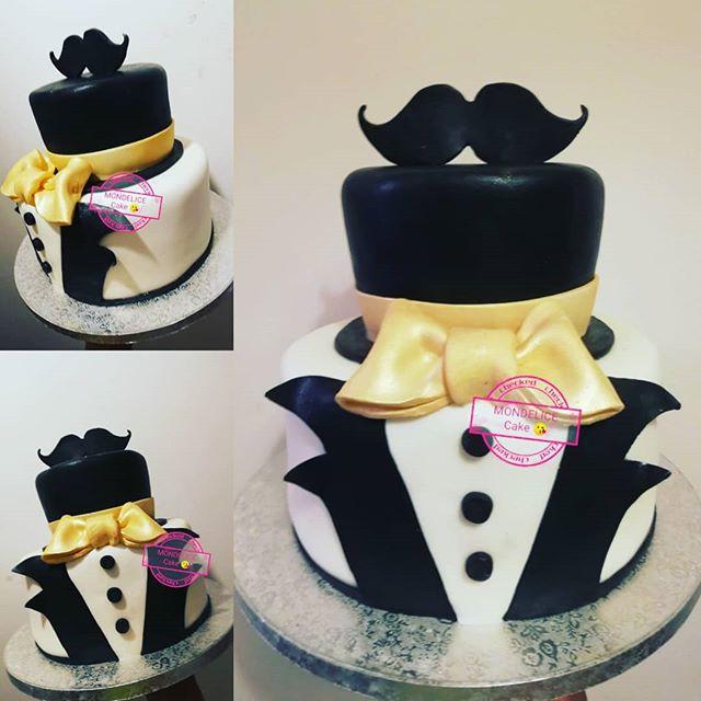 Baby Shower Gentleman Baby Boy 🤰👶#cake