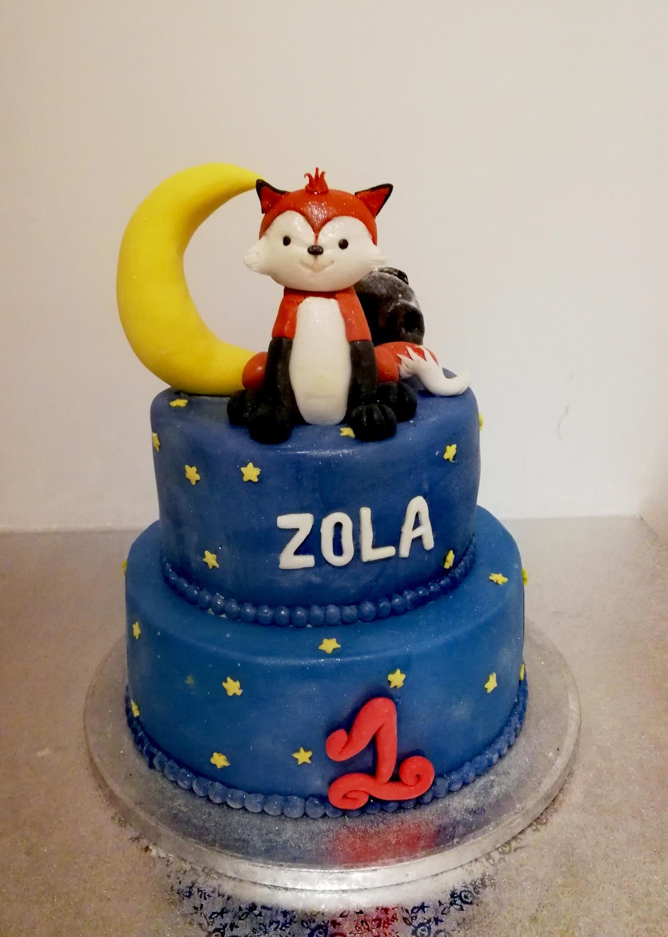 Cake Petit Prince