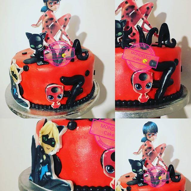 Cake Miraculos 🐞🐞🐞_happppppppppppy Bi