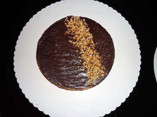 Tarte Chocolat & Noisette