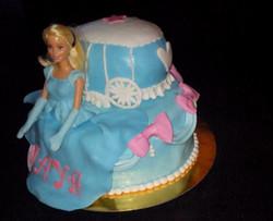 Cake Cendrillon