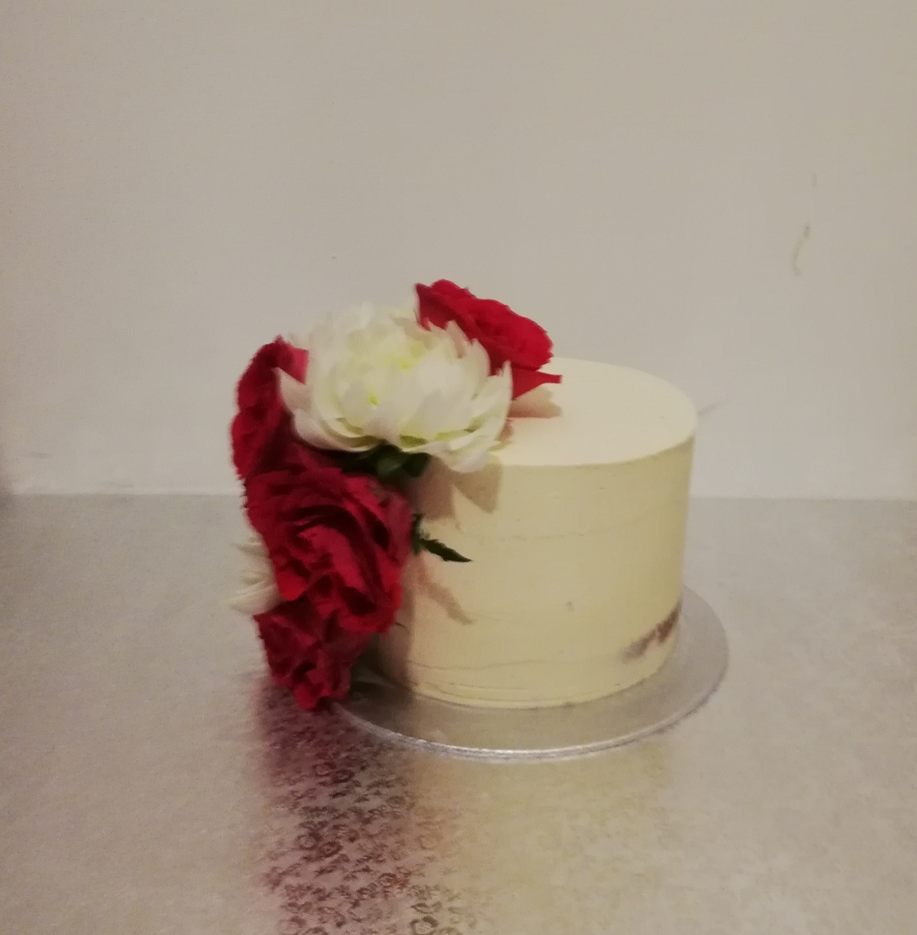 Small Layer cake flowers