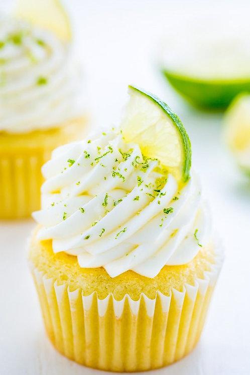 6 Cupcakes Citron Meringué