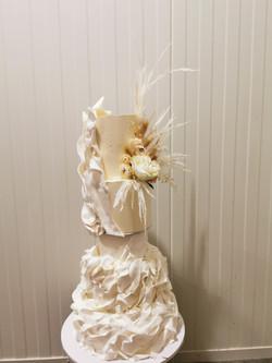 Wedding cake & layer