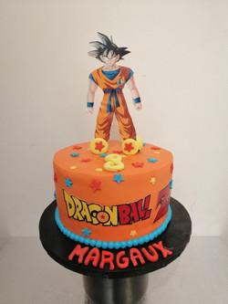 Wedding Cake Dragon Ball Z