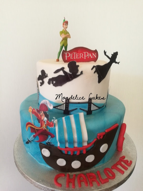 Cake Peter pan