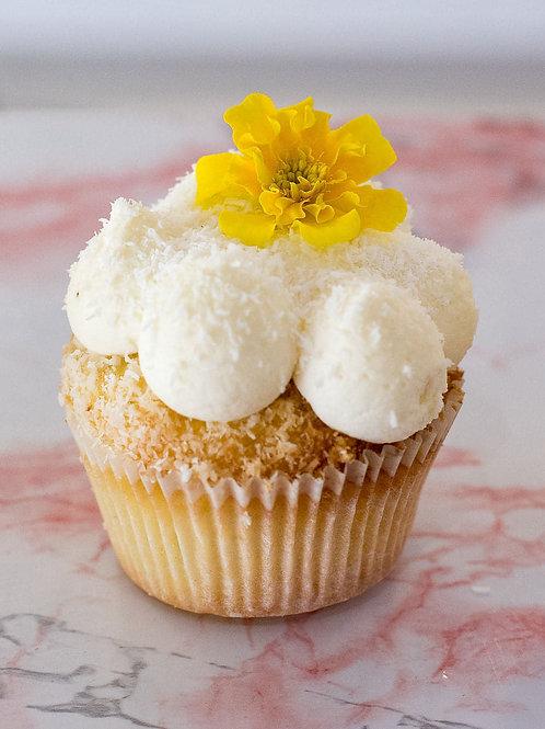 6 Cupcakes Mangue Passion