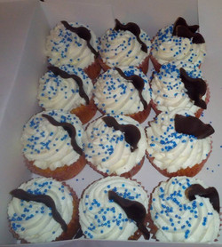 Cupcakes Passion & Vanille