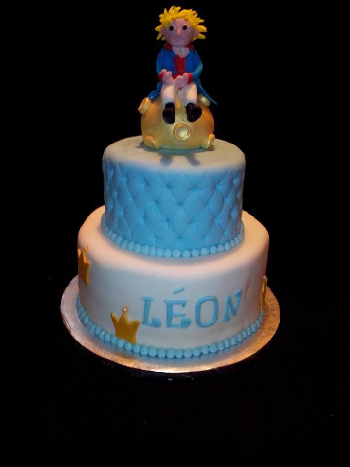 Cake Le Petit Prince