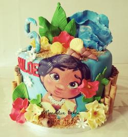 Cakes Vaiana
