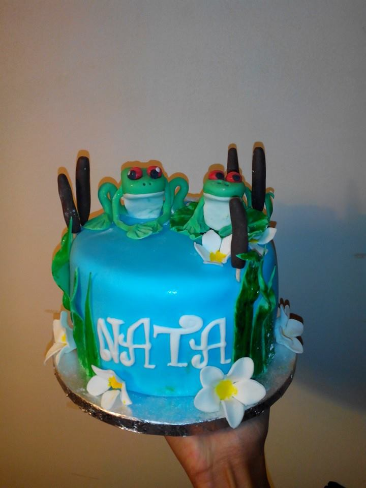 Cake Froge