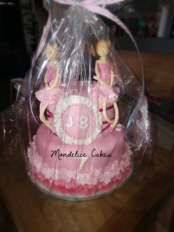 Cake Danseuse