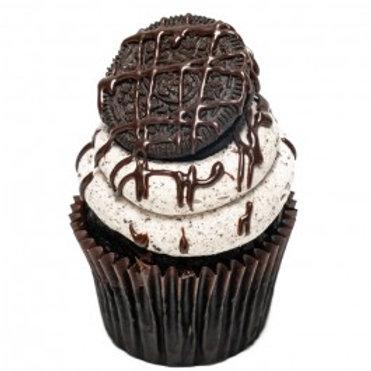 6 Cupcakes Oréo